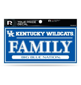 Rico Industries DECAL, TRUE PRIDE, FAMILY, 3 X 6, UK