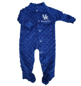 Little King ROMPER, INFANT, LS, CUDDLE BUBBLE, ROY/WHT, UK