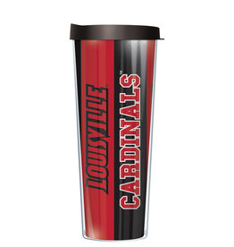 Signature Tumblers TUMBLER,-D WRAP,UL STRIPE Red 30 OZ