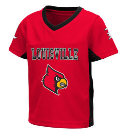 Colosseum Athletics JERSEY, TODDLER, FOOTBALL, MAX POWER,  RED,UL