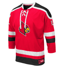 Colosseum Athletics JERSEY, HOCKEY, MR.PLOW, RED/BLK, UL
