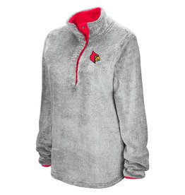 Colosseum Athletics PULLOVER, LADIES, GOLDENBLATT, GRAY, UL-C