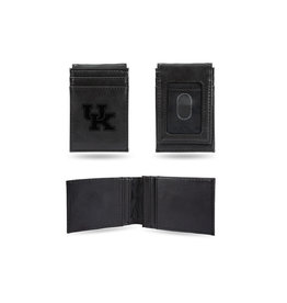 Rico Industries WALLET, FRONT POCKET, ENGRAVED, BLACK, UK