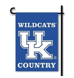 BSI Products GARDEN FLAG, WILDCAT COUNTRY, UK