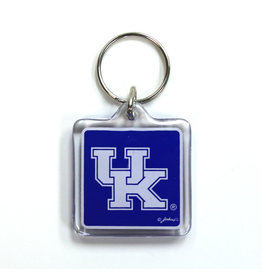 KEYRING, SQUARE, ROYAL, UK