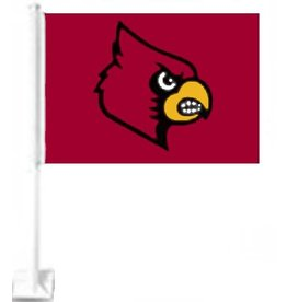 Rico Industries CAR FLAG, HEAD, RED, UL