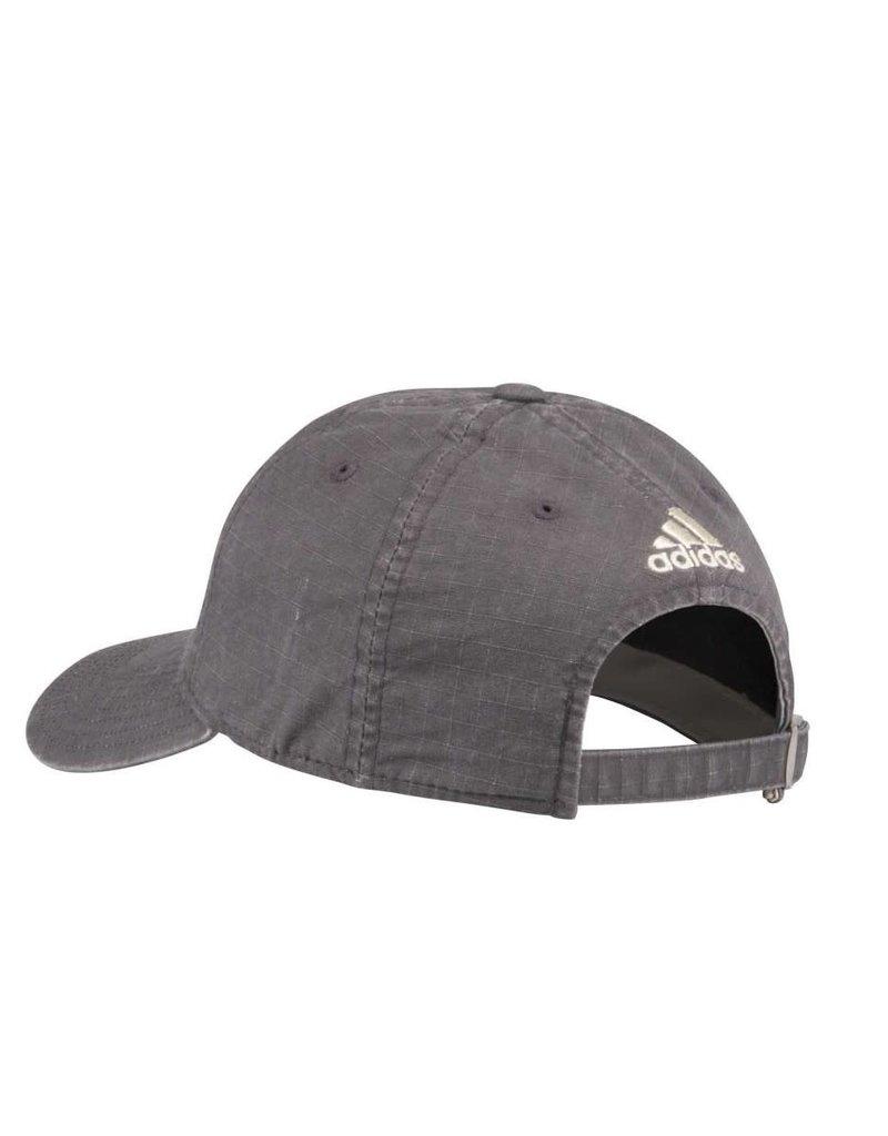 Adidas Sports Licensed HAT, ADJUSTABLE, ADIDAS, RIP STOP, GRAY, UL