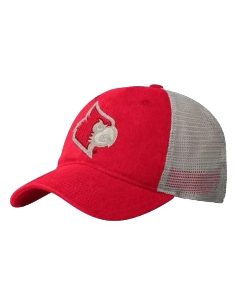 Adidas Sports Licensed HAT, ADJUSTABLE, ADIDAS, SUNBLEACHED, RED, UL