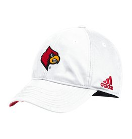 Adidas Sports Licensed HAT, FLEX FIT, ADIDAS, SLOUCH, WHITE, UL