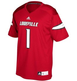 Adidas Sports Licensed JERSEY, ADIDAS, FOOTBALL #1, RED, UL