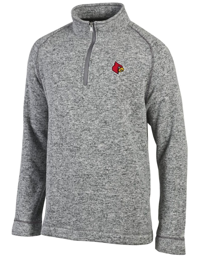 Champion Products PULLOVER, 1/4 ZIP, ARCTIC, GRAY, UL