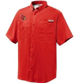 SHIRT, SS, TAMIAMI, RED, UL