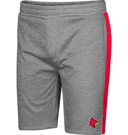 Colosseum Athletics SHORT, FLEECE, TAKE A KNEE, GRAY, UL