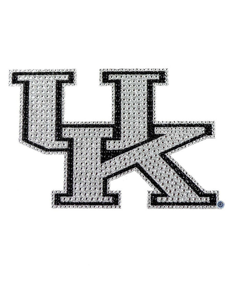 Fanmats DECAL, BLING, 6 INCH, UK