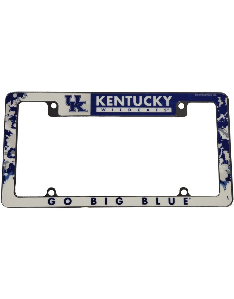 Rico Industries LICENSE FRAME, ALL OVER, UK
