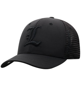 Top of the World HAT, 1-FIT, CHATTER, BLACK, UL