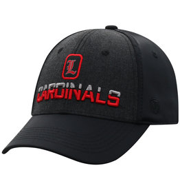 Top of the World HAT, 1-FIT, TAG, CHAR/BLK, UL