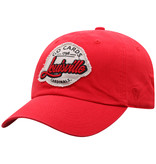 Top of the World HAT, ADJUSTABLE, SCENE, RED, UL