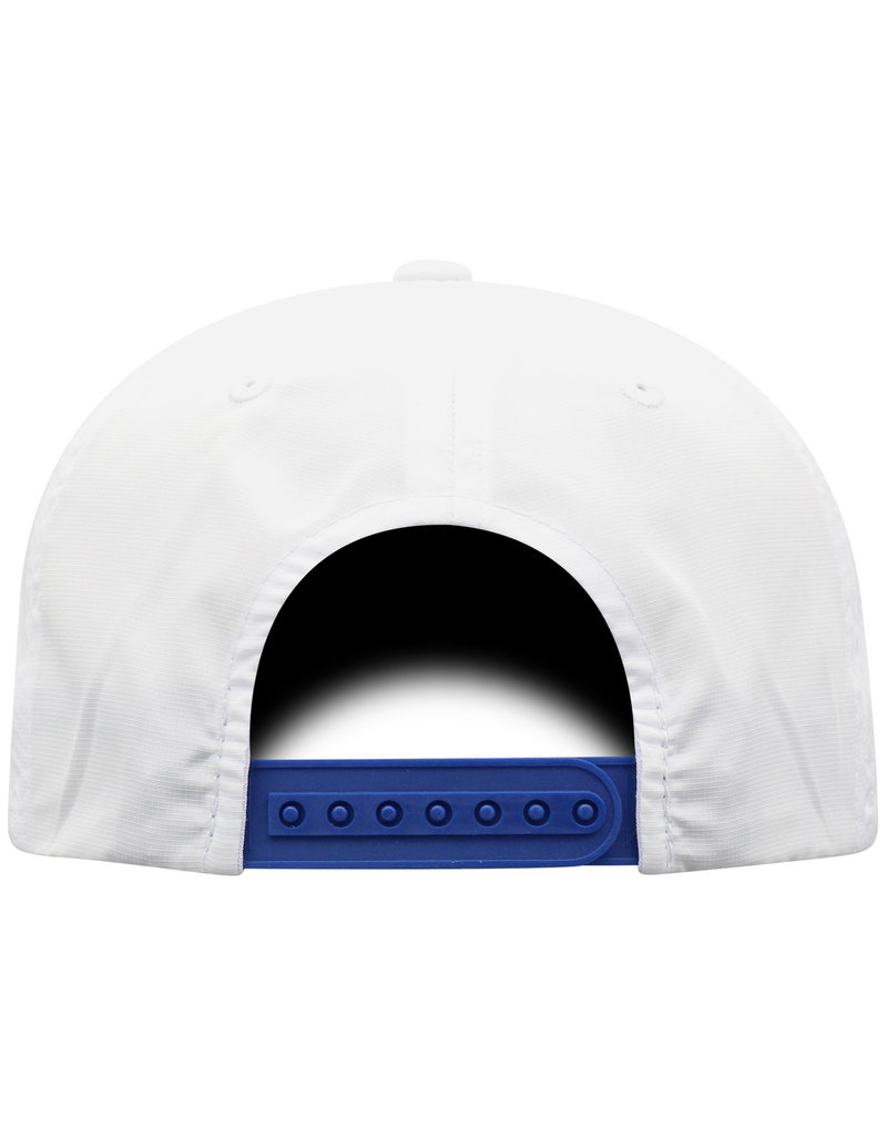 Top of the World HAT, ADJUSTABLE, CENTERALIZE, WHT,UK
