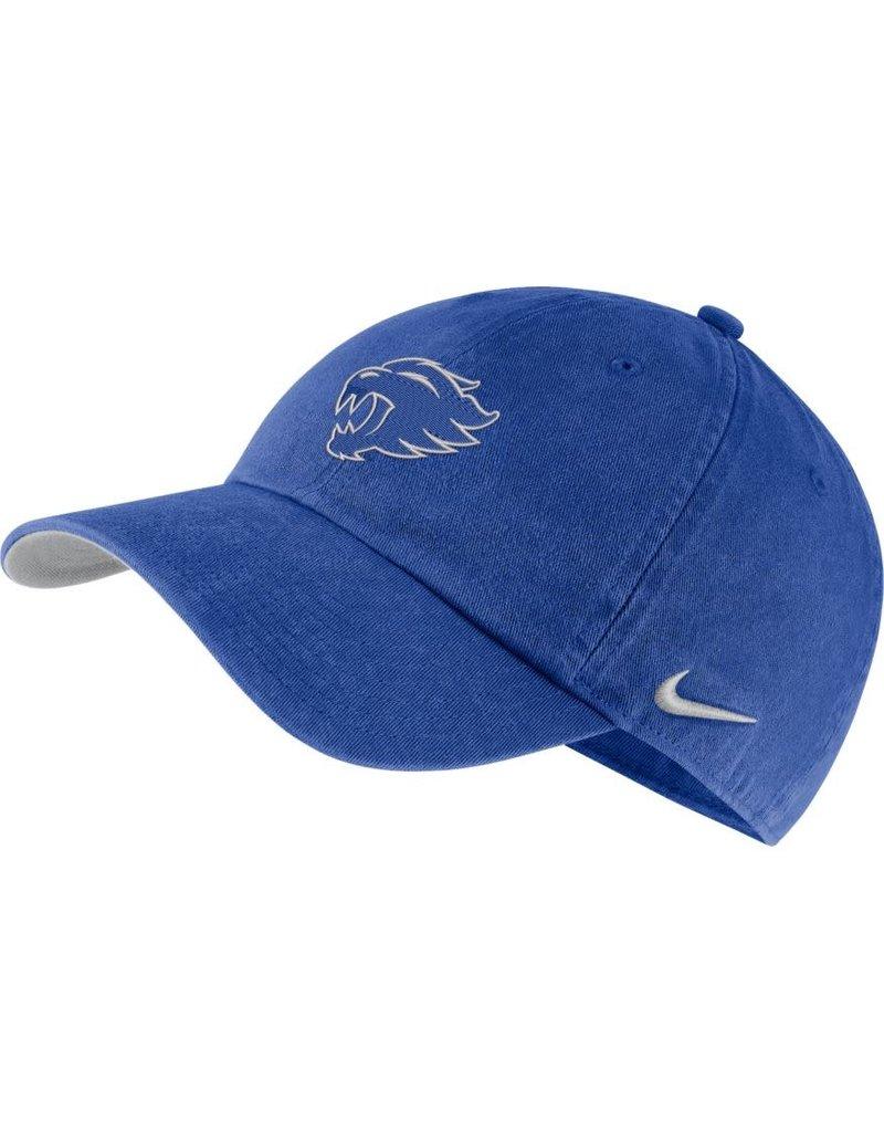 HAT, NIKE, ADJ, H86 WASHED, ROYAL, UK