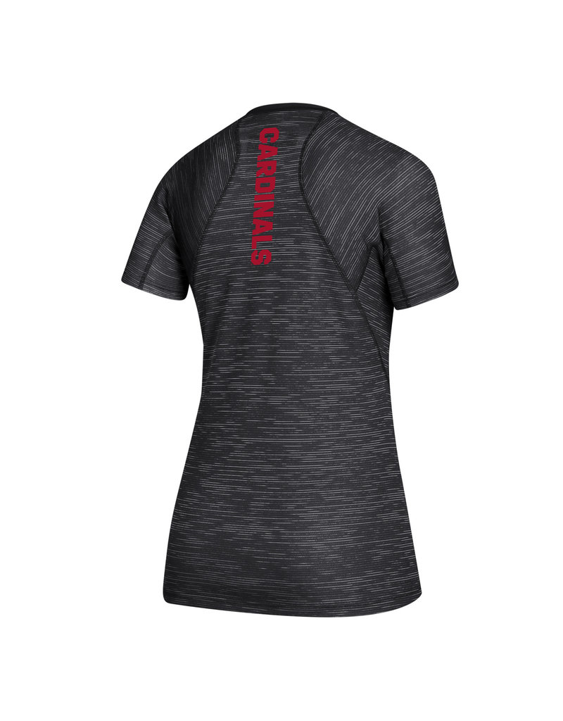 Adidas Sports Licensed TEE, LADIES, SS, ADIDAS, GAME MODE, BLACK, UL