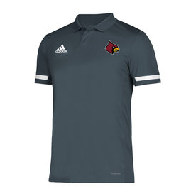 Adidas Sports Licensed POLO, ADIDAS, TEAM 19, GREY, UL