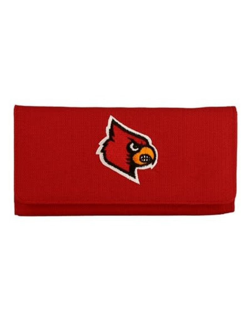 WALLET, LADIES, RED, UL