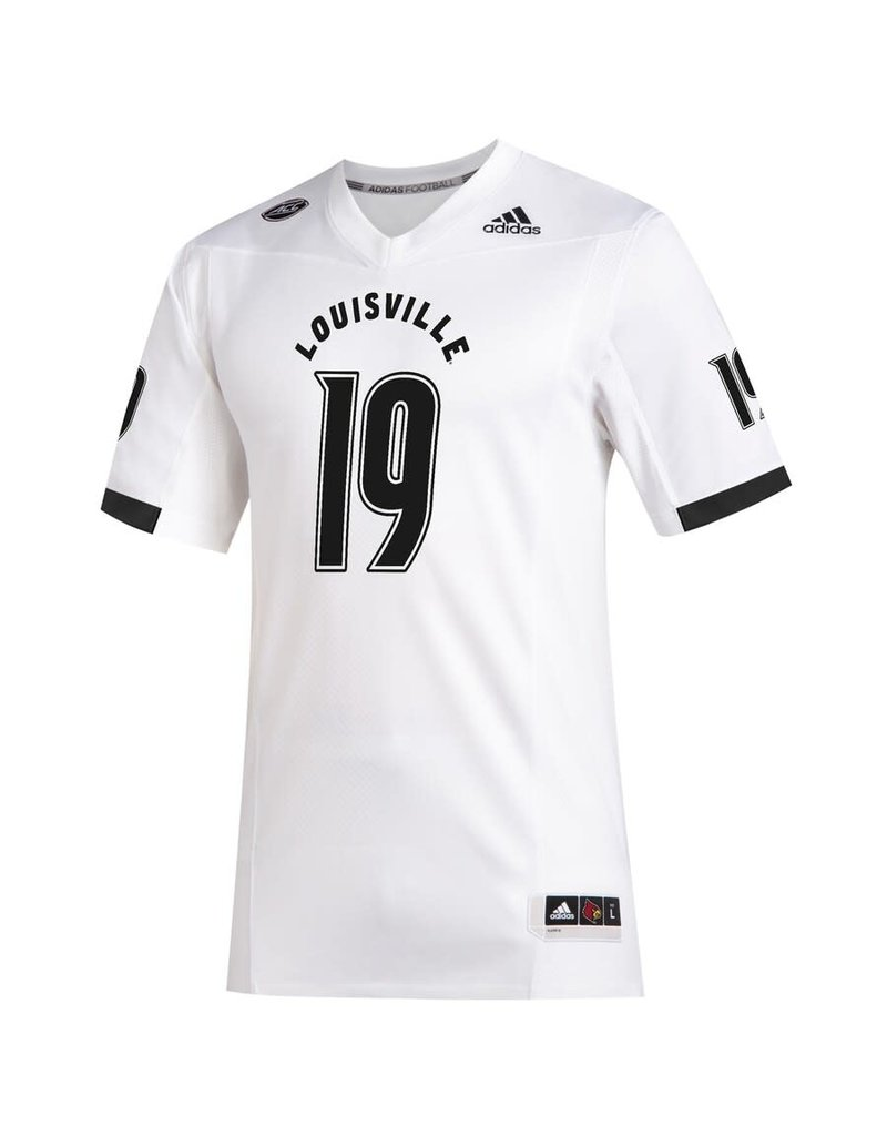 Adidas Sports Licensed JERSEY, ADIDAS, FB, ALI PREMIER, WHITE, UL