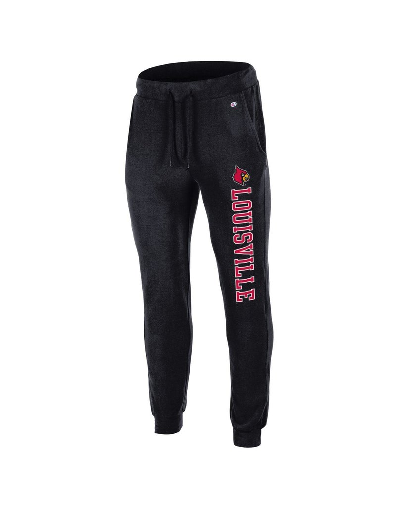 Champion Products PANT, LADIES, JOGGER, BLACK, UL