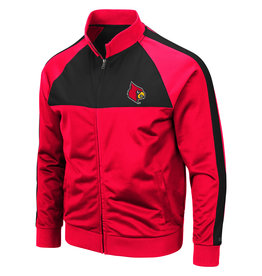 Colosseum Athletics JACKET, TRACK, HOMERPALOOZA, RED, UL