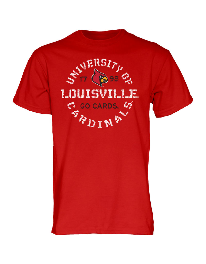 Step Ahead Sportswear TEE, SS, UPSTATE, RED, UL