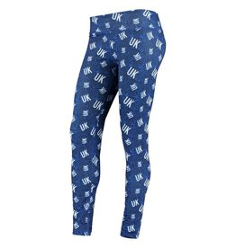 Top of the World LEGGINGS, LADIES, GAME ON, ROYAL, UK
