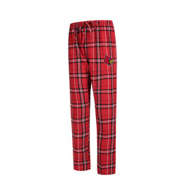 Concept Sports PANT, FLANNEL, HILLSTONE, RED/BLK, UL