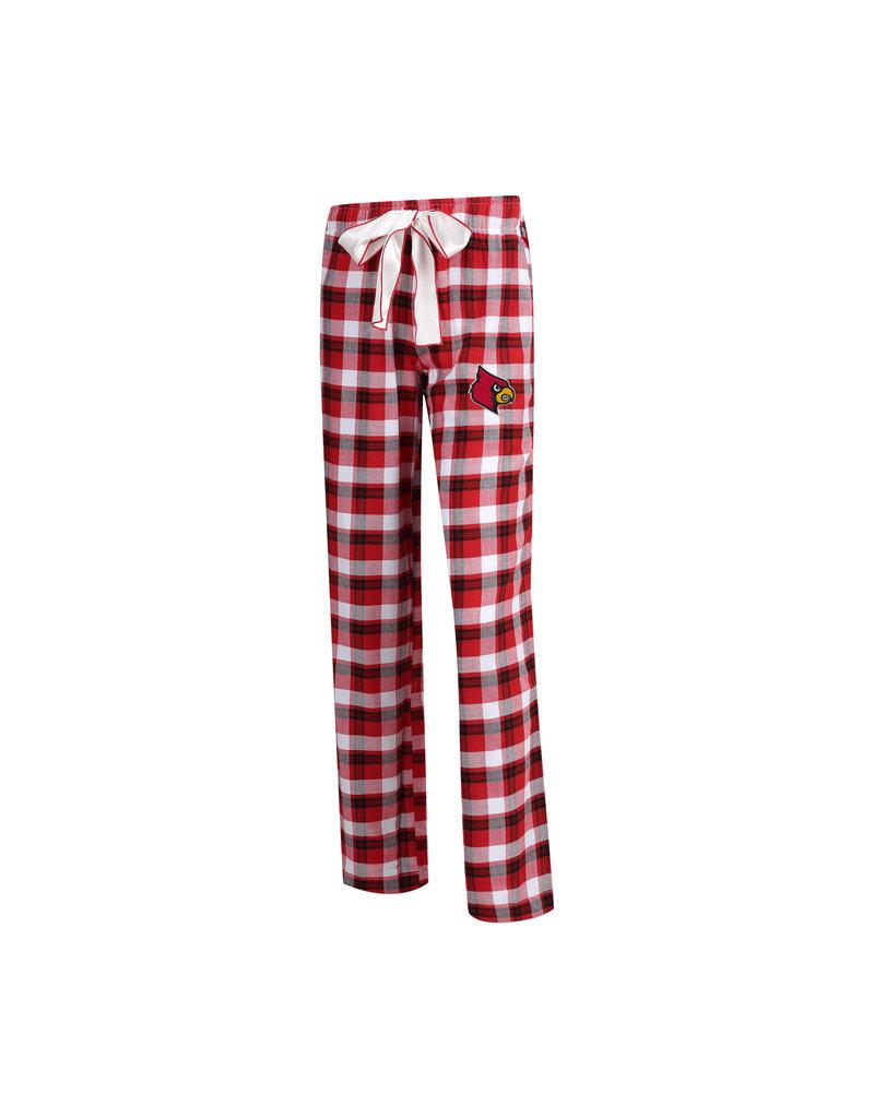 Concept Sports PANT, LADIES, PIEDMONT, RED/BLK UL