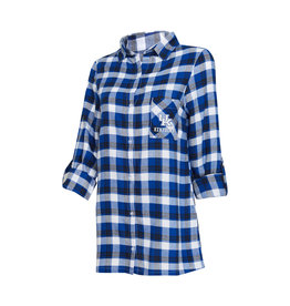 Concept Sports NIGHTSHIRT, LADIES, ROY/BLK, UK
