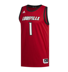Adidas Sports Licensed JERSEY, ADIDAS, BBALL, SWINGMAN, RED, UL