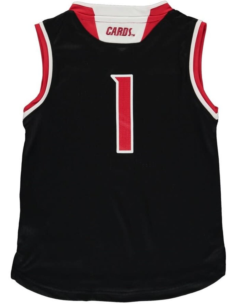 Adidas Sports Licensed JERSEY, YOUTH, ADIDAS, BASKETBALL, BLACK, UL