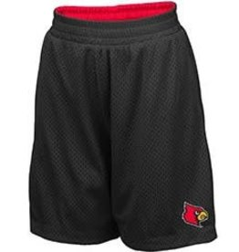 Colosseum Athletics SHORT, YOUTH, REVERSIBLE, RED, UL