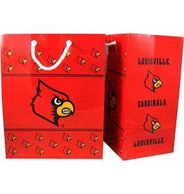 GIFT BAG, RED, UL