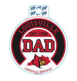 BLUE 84 DECAL, DAD, STATE, 4 IN, UL