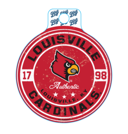 BLUE 84 DECAL, ATTA BOY, 4 IN, UL