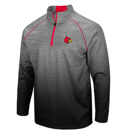 Colosseum Athletics PULLOVER, 1/4 ZIP, SUBLIMATED, SITWELL, GREY, UL