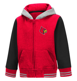 Colosseum Athletics JACKET, TODDLER, FZ, GONZO, UL