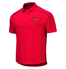 Colosseum Athletics POLO, BUNKER, RED, UL