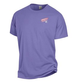 Champion Products TEE, LADIES, COMFY COLOR, LAVENDER, UL