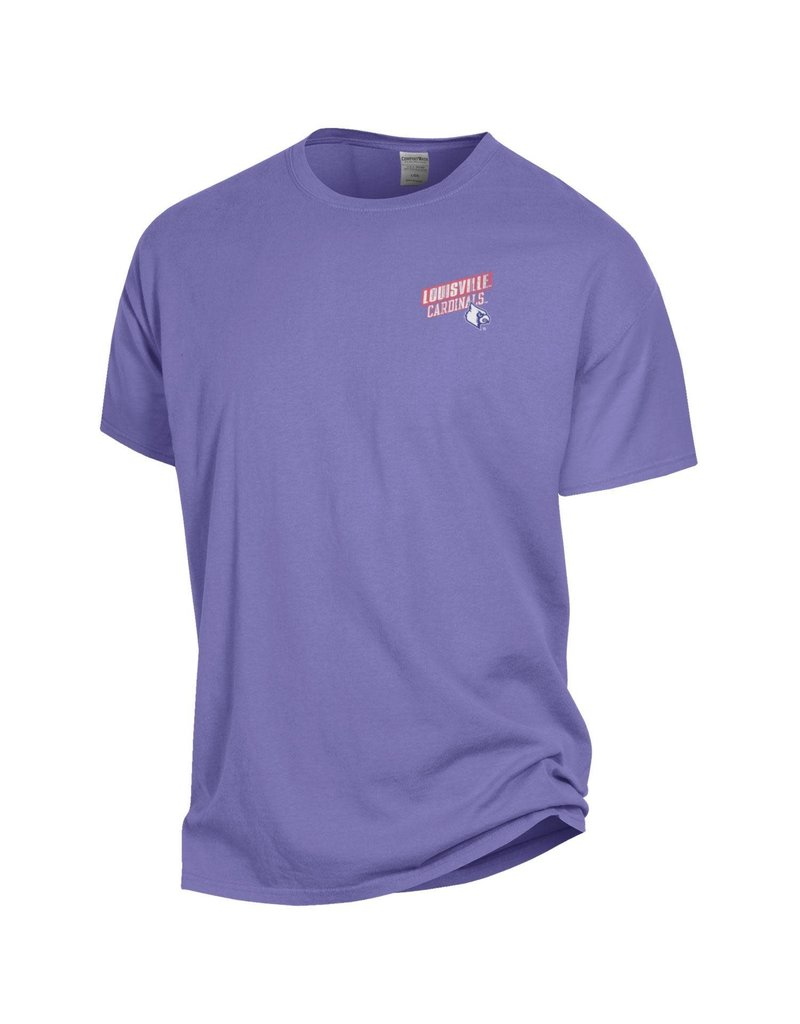 Champion Products TEE, LADIES, COMFY COLOR, LAVENDER, UL-C