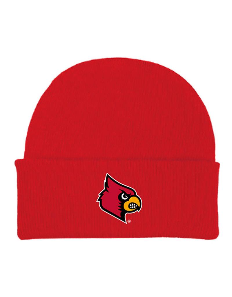 Creative Knitwear Louisville Cardinals Infant Cap - Red