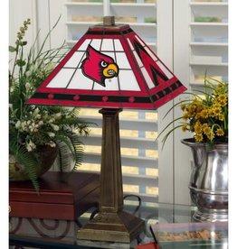 LAMP, TIFFANY, MISSION, 23 IN, UL