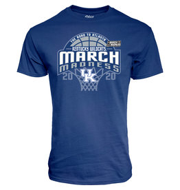 BLUE 84 TEE, SS, MARCH MADNESS 2020, UK-C