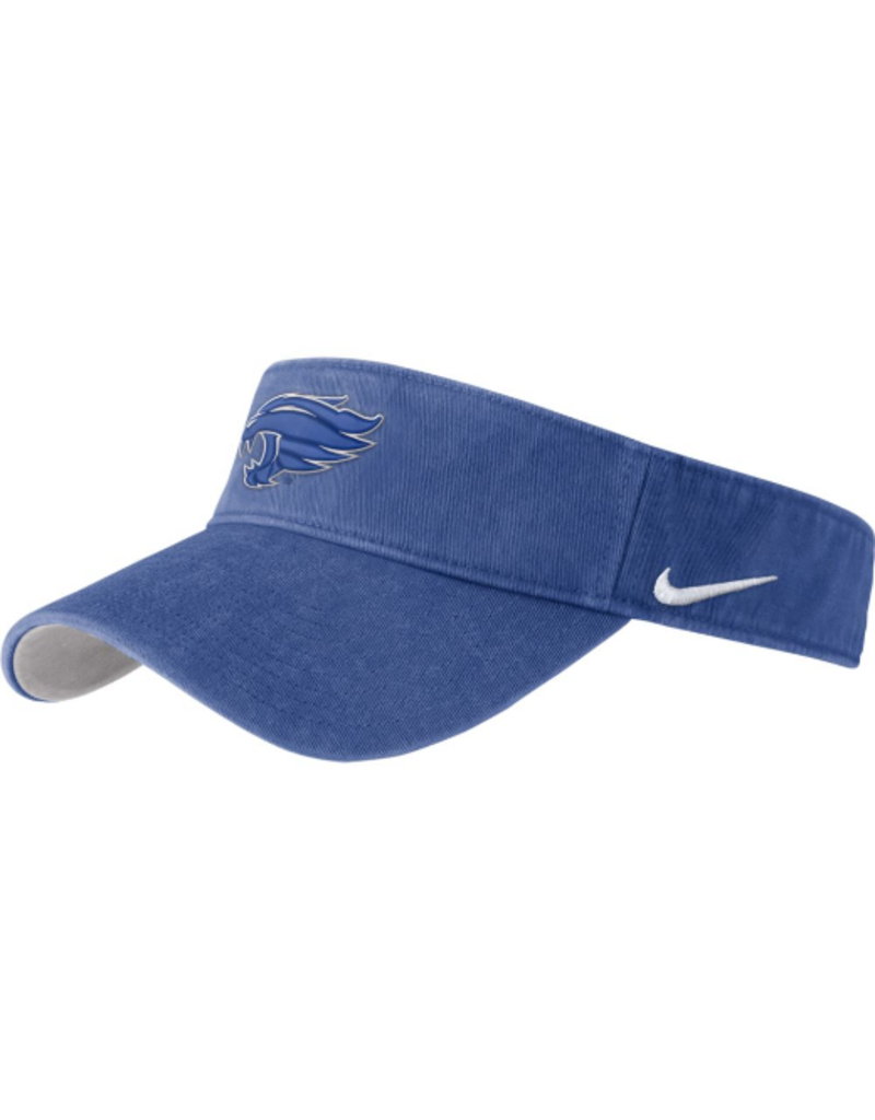 Nike Team Sports VISOR, NIKE, WASHED, NEW LOGO, UK